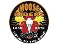 Moose Riders logo