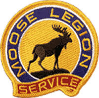 Moose Legion logo