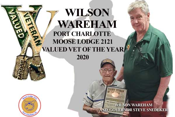 Wilson Wareham-vet-of-the-year
